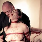 Shibari Bondage Performance By Wykd Dave & Clover In London 2011
