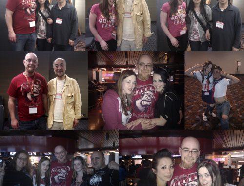 Shibaricon 2012 Favourite moments.