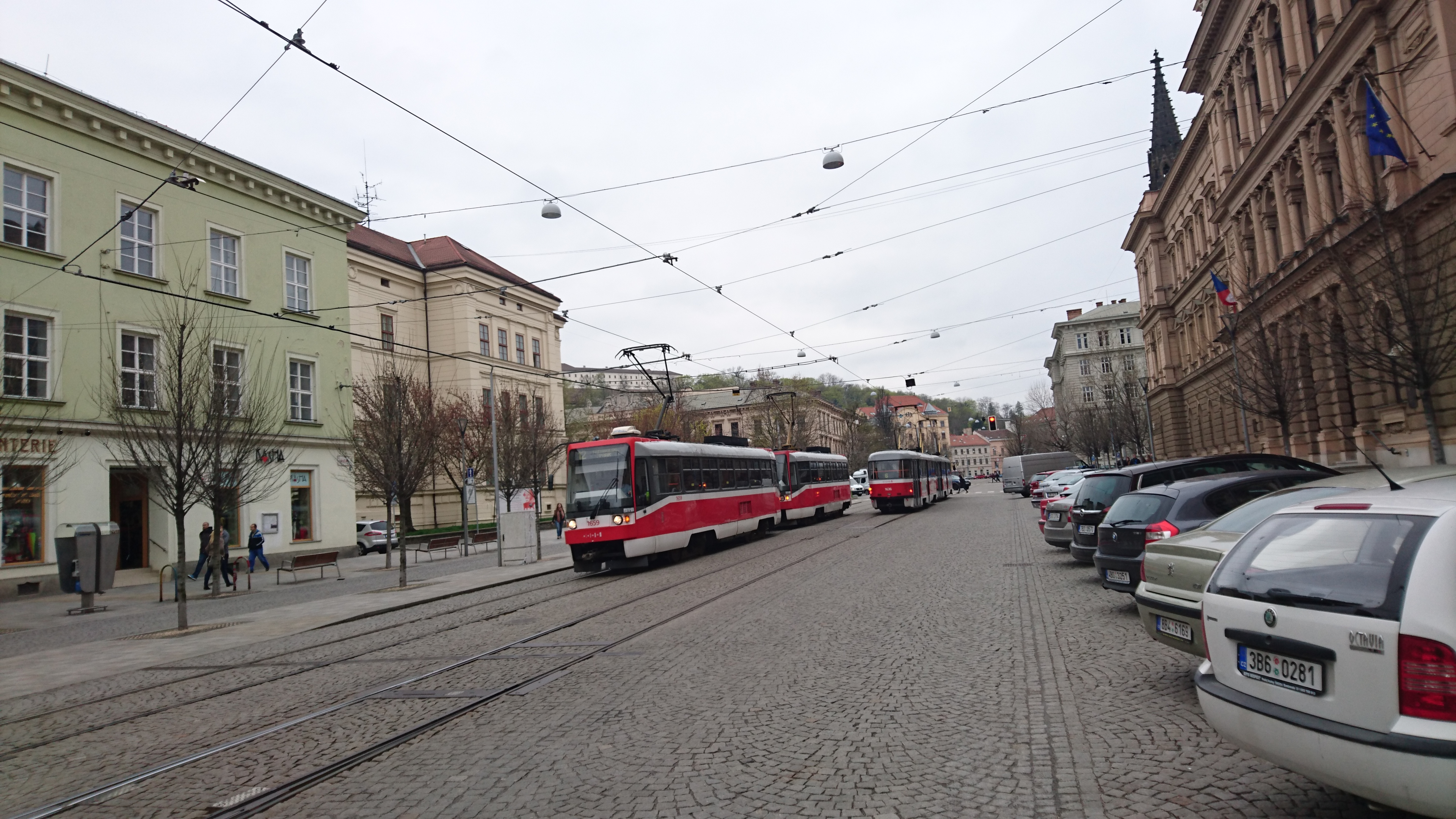 Trip To Brno For Shibari Workshop 2016 Tourist Moments 019