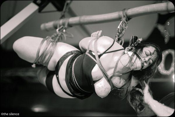 First Shibari Bondage Performance At Beachbind At Hedonism Ii In Jamaica 2018