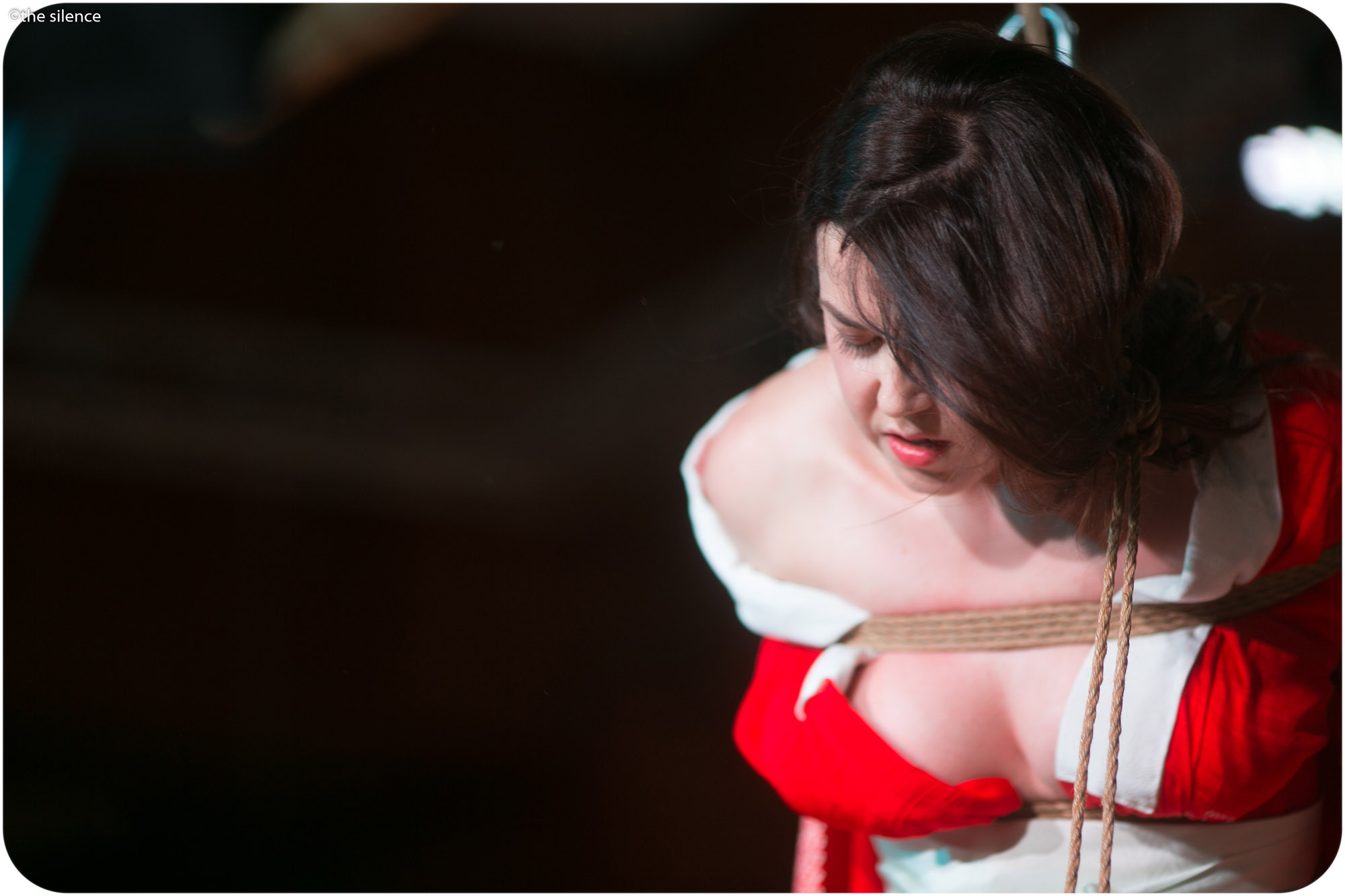 Second Shibari Bondage Performance At Beachbind At Hedonism Ii In Jamaica 2018