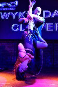 Shibari Bondage Performance At The Church Dallas Bondage Expo Dallas (bed) After Party In 2015
