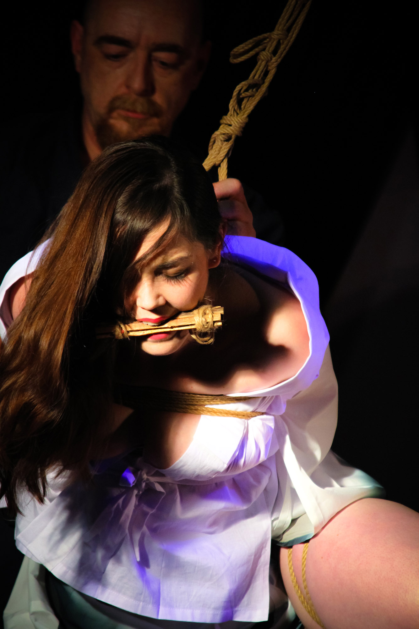 Shibari Bondage Performances In Florida Usa