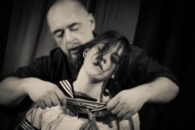 Shibari Bondage Performance