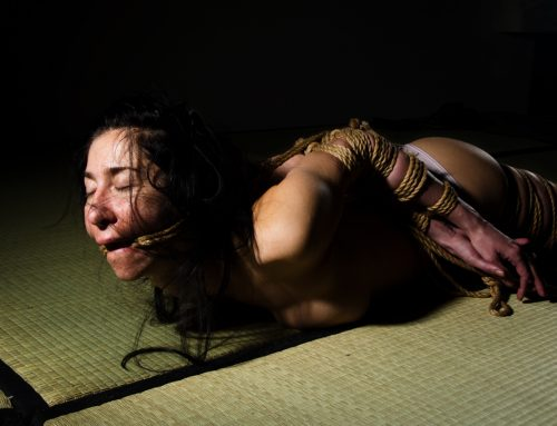 Music Art and Shibari. What makes something art ultimately?