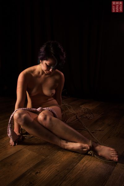 Fuoco Shibari Suspension Bondage Session Rope By Wykd Dave Photography Clover Brook 023