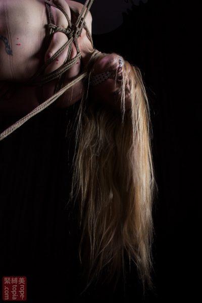 Iongantas Shibari Bondage Session Rope By Wykd Dave Photography Clover Brook 014