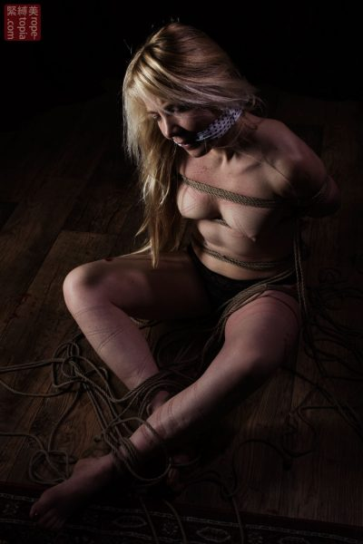 Iongantas Shibari Bondage Session Rope By Wykd Dave Photography Clover Brook 016