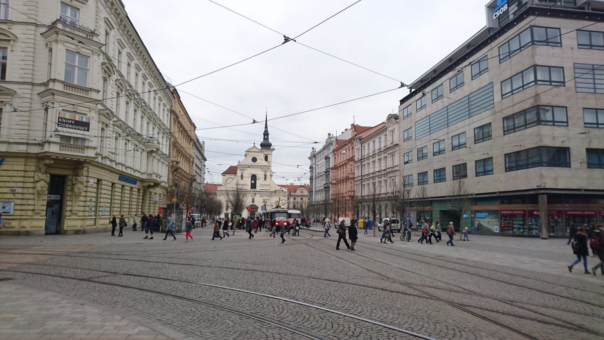 Trip To Brno For Shibari Workshop 2016 Tourist Moments 018