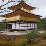 Kinkaku-ji Golden temple Kyoto Japan