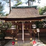Temple Shinto Kyoto Japan 2018