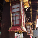 Kyoto temple light Japan 2018