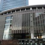 Osaka station Osaka Japan 2018