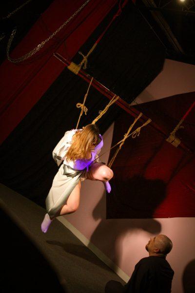 Shibari Bondage Performances In Florida Usa