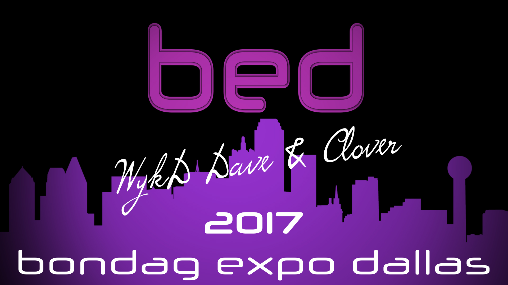 Bondage Expo Dallas 2017