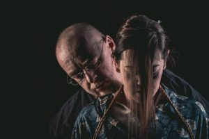 Model Clover, Photo Fredrx, Rope Wykd Dave (wykd.com) Shibari Kinbaku Bondage Session 068
