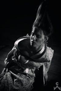 Kinbaku Bondage By Wykd Dave