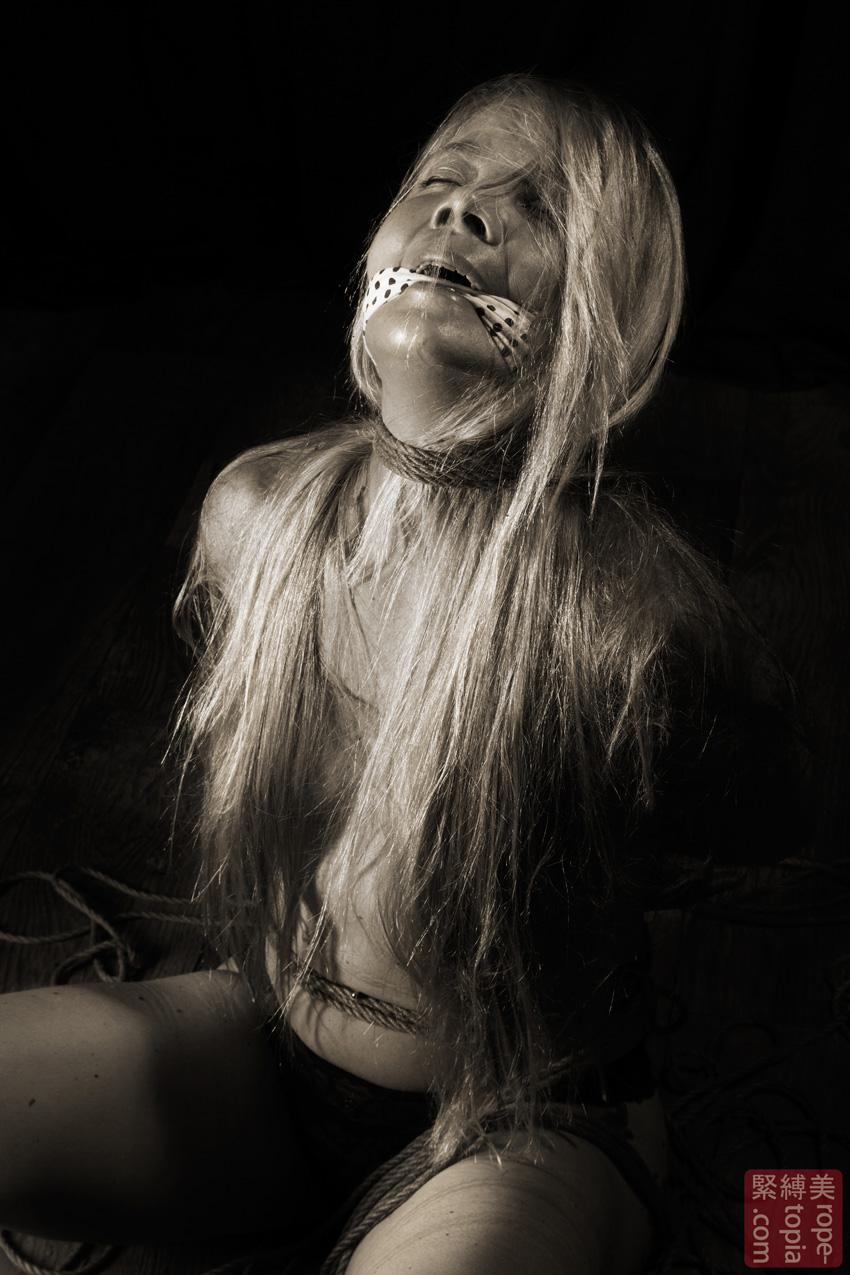 Iongantas Shibari Bondage Session Rope By Wykd Dave Photography Clover Brook 017