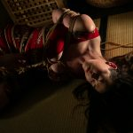 Clover Brook And Wykd Dave Shibari Bondage Session Rope By Wykd Dave Photography Scarlot Rose 27